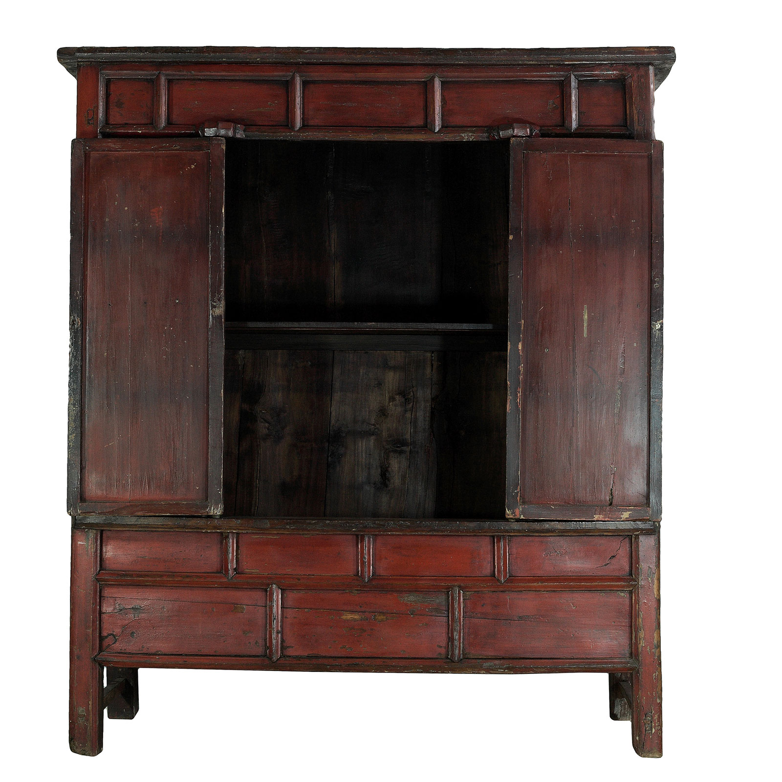 Temple Cabinet Temple Cabinet, China, ...