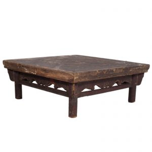 Kang, table, China, antic, wood, lacquer, oriental