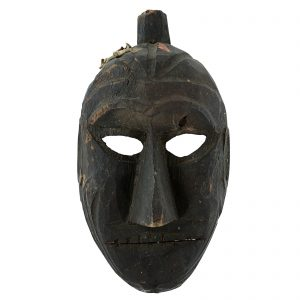 Yao mask, antique, southern China, Yao minority, tribal and primitive art, yunnan, wood