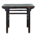 Chinese lacquered side table