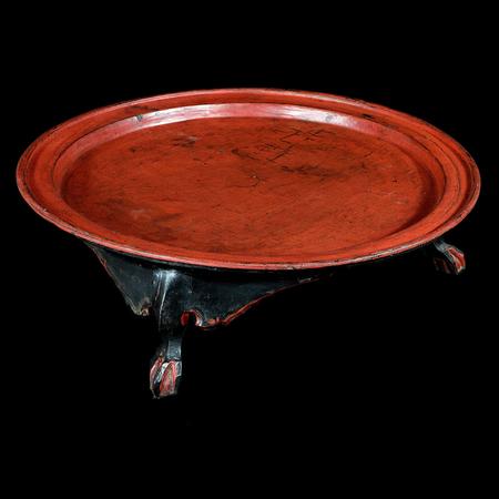 Burmese antique tray